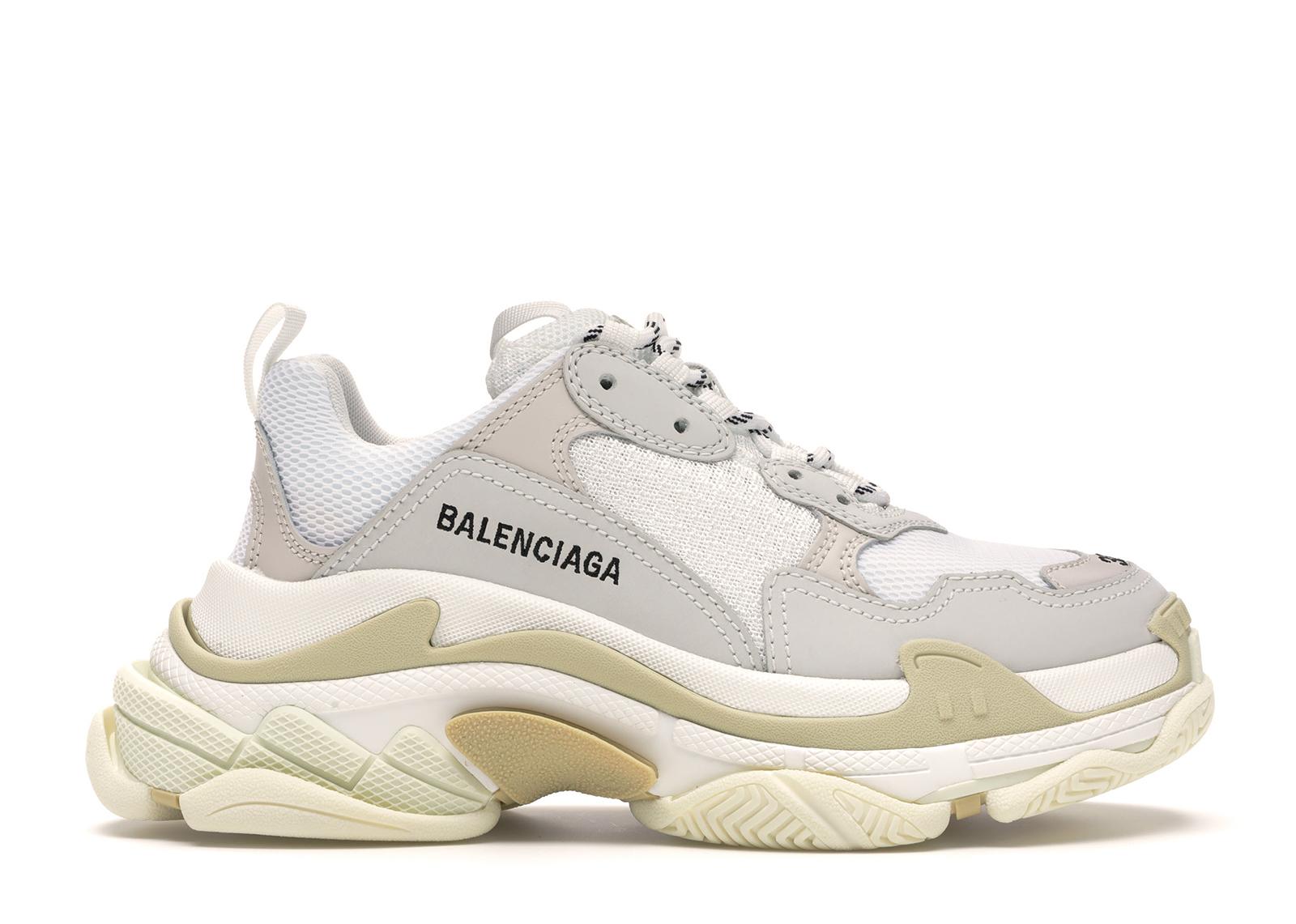 triple s white