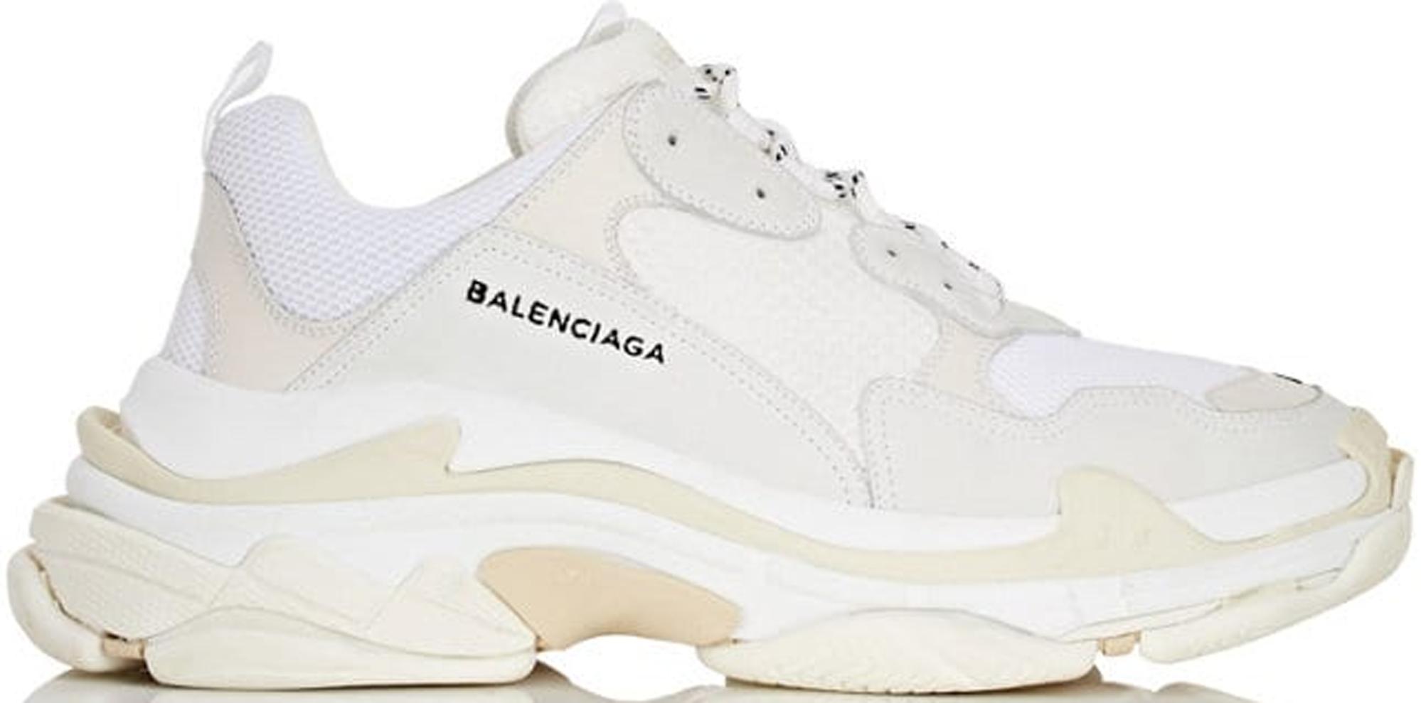Balenciaga Trainers Triple S worn by Quavo on his