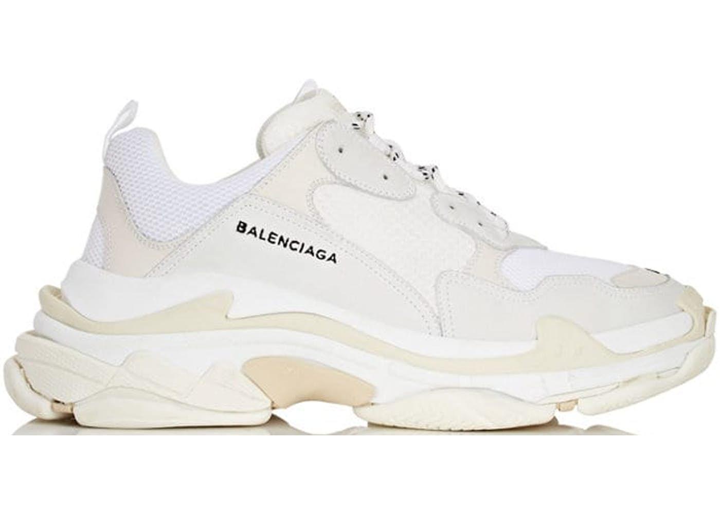 Balenciaga Shoe Size Fit