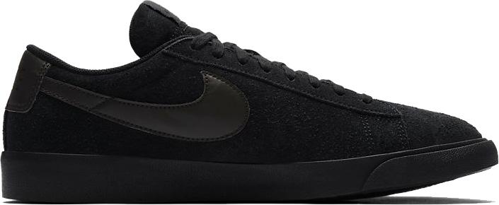 Nike Blazer Low Black - AQ3597-001