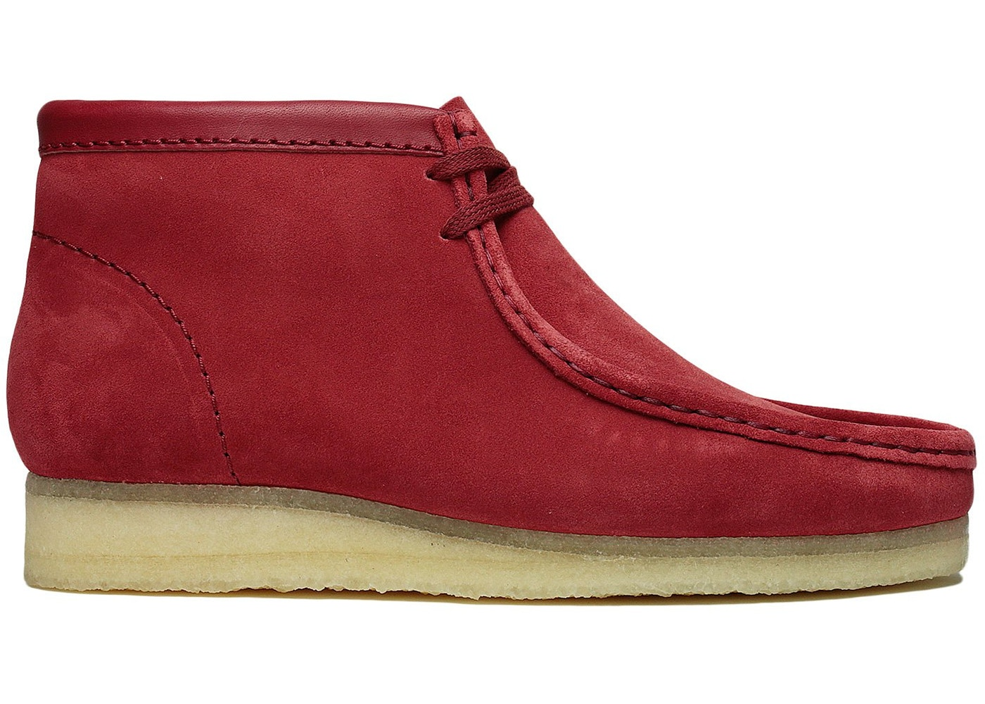 38a070014f0 Clarks Wallabees Extra Butter x The Halal Guys Chili