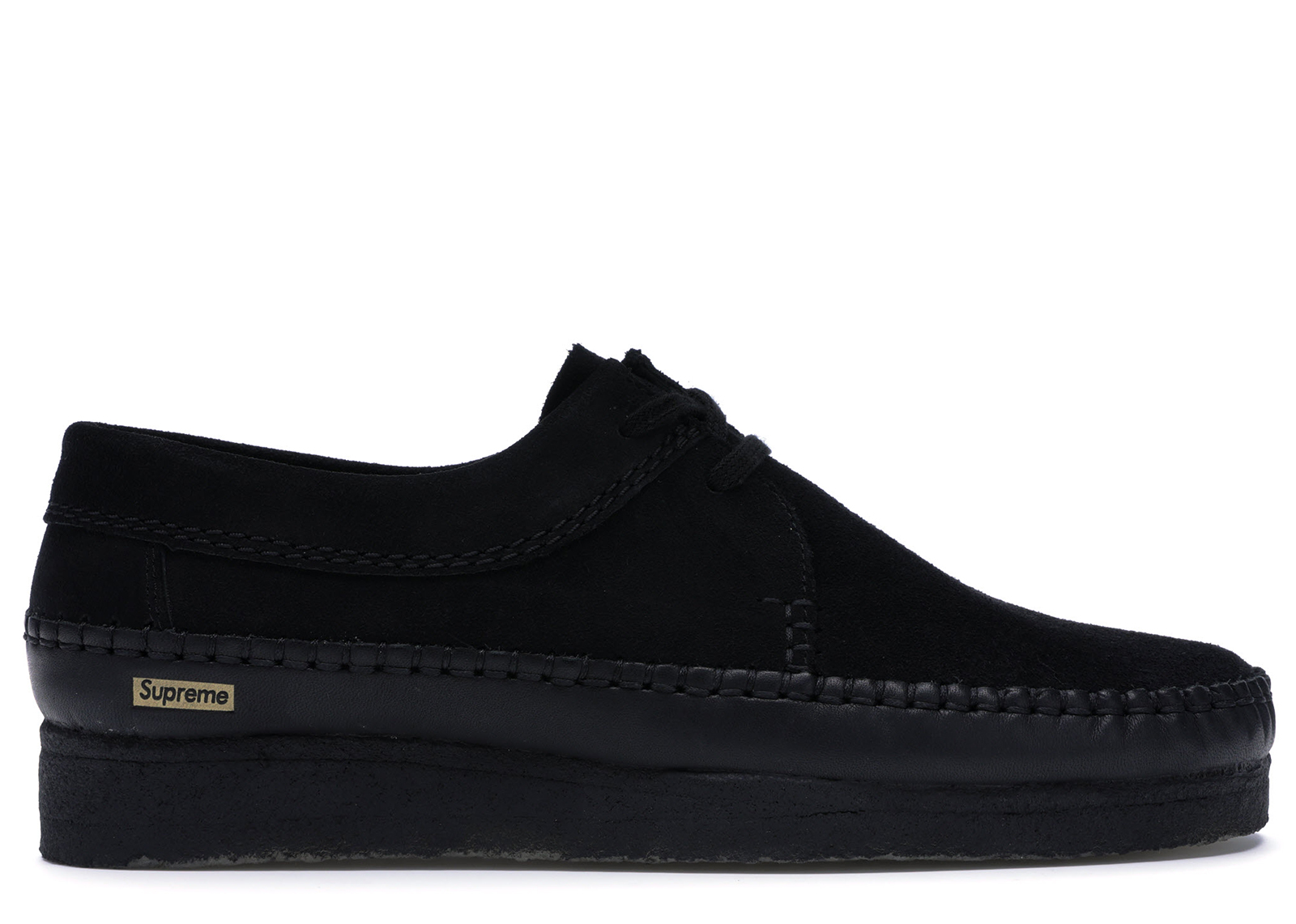 Clarks Weaver Supreme Black - Sneakers