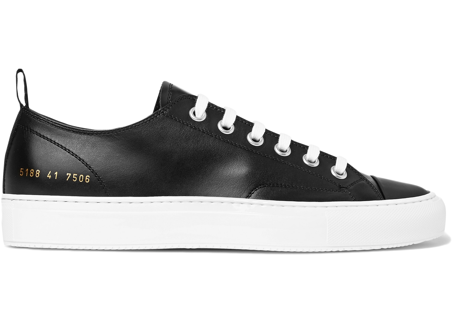 Common Projects Tournament Black - 5188
