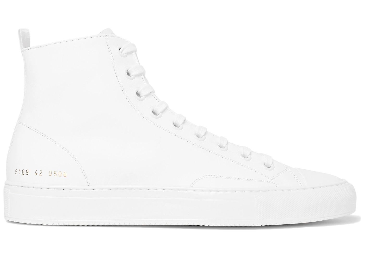 Common Projects Tournament High White