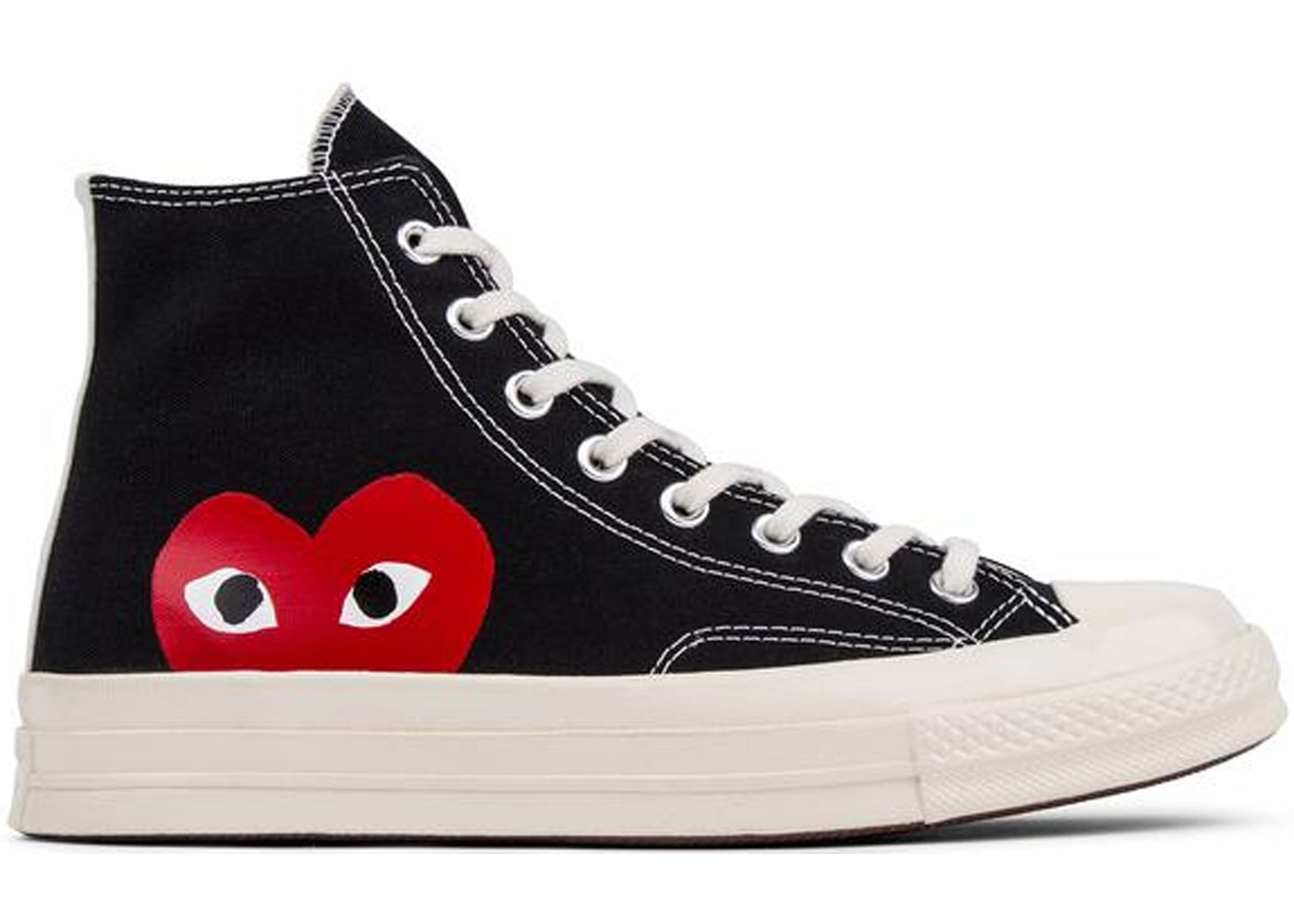 607002c28559 ... Converse Chuck Taylor All-Star 70s Hi Comme des Garcons PLAY ...