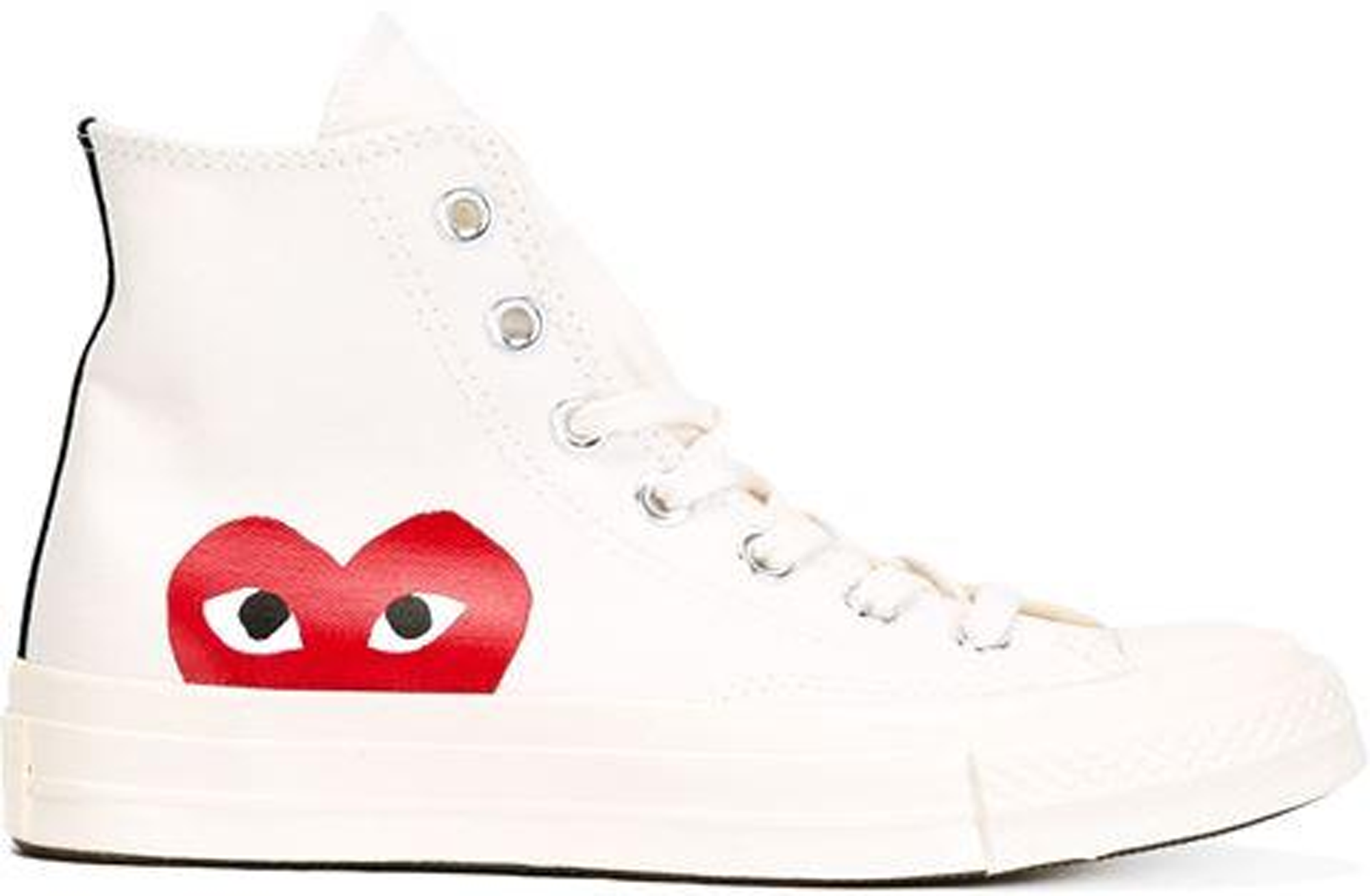 5 Star Auto Sales >> Converse Chuck Taylor All-Star 70s Hi Comme des Garcons PLAY White