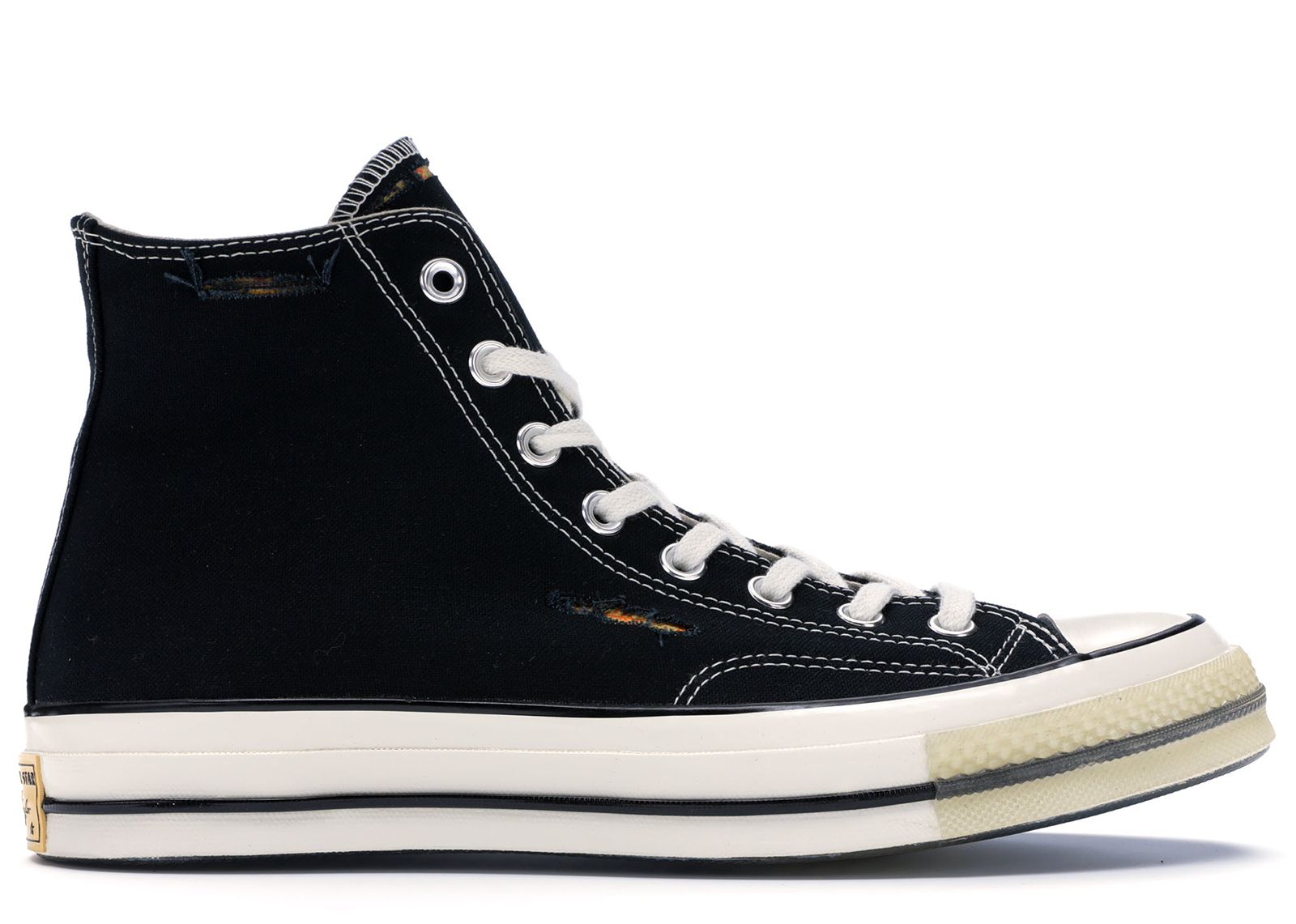 Converse Chuck Taylor All Star 70s Hi Dr. Woo Wear to Reveal Black