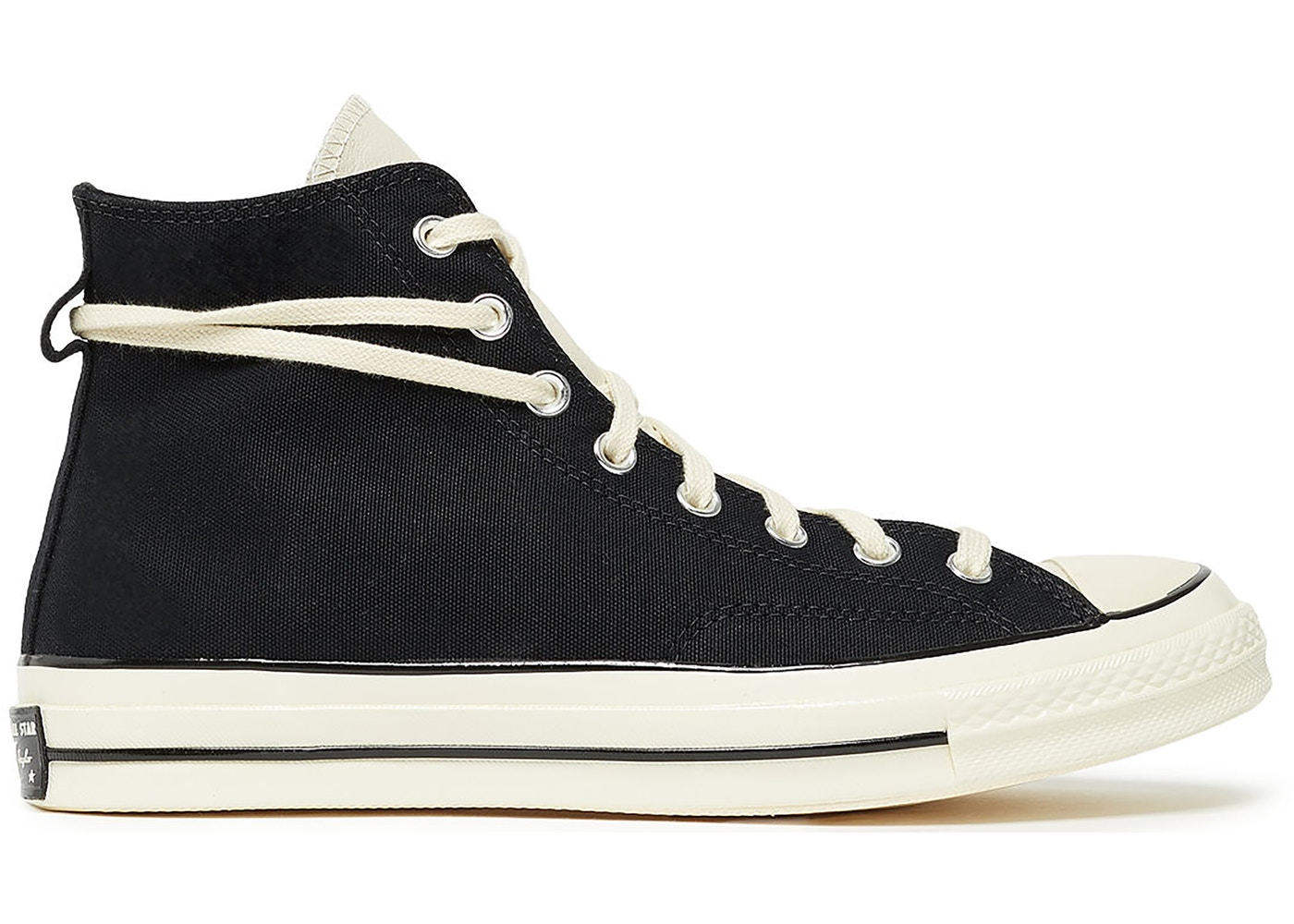 Converse Chuck Taylor All-Star 70s Hi Fear Of God Black Natural