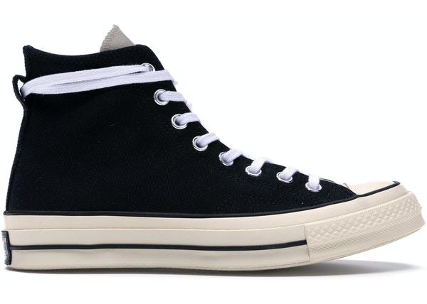 5244e2039342 Converse Chuck Taylor All-Star 70s Hi Fear of God Black