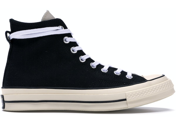 575d2d4b602494 Converse Chuck Taylor All-Star 70s Hi Fear of God Black