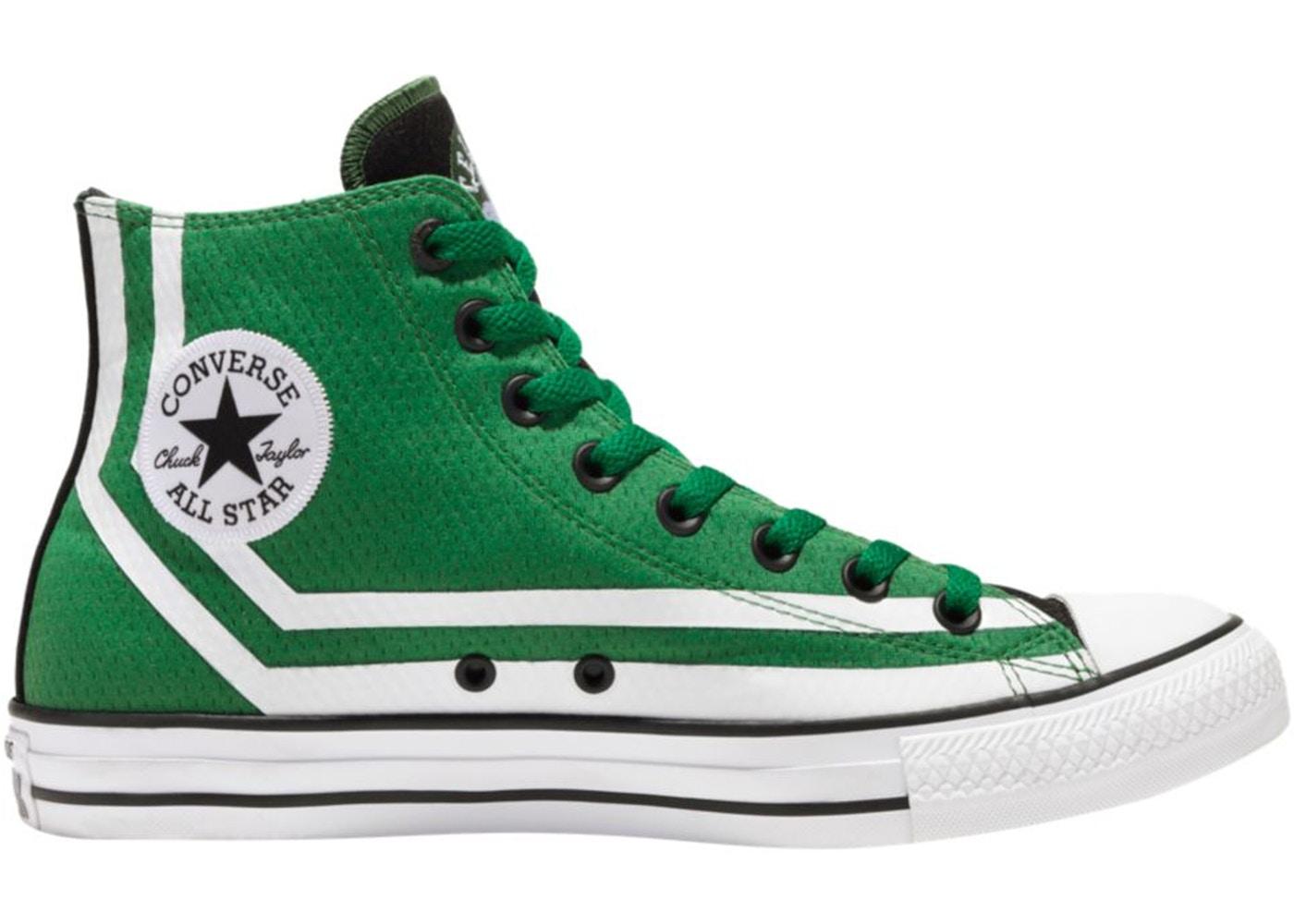 Alboroto Descompostura Generalizar  Converse Chuck Taylor All-Star 70s Hi Franchise Boston Celtics - 159421C