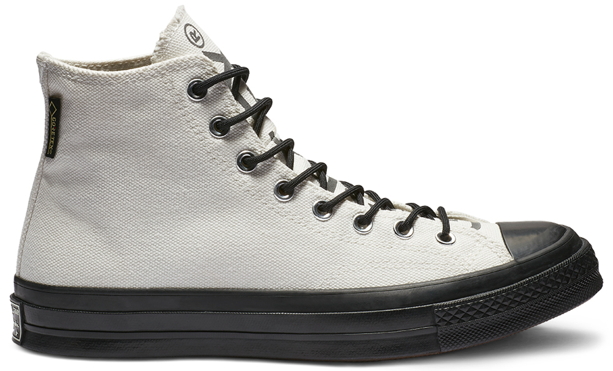 Converse Chuck Taylor All-Star 70s Hi Gore-tex White Black - 162349C