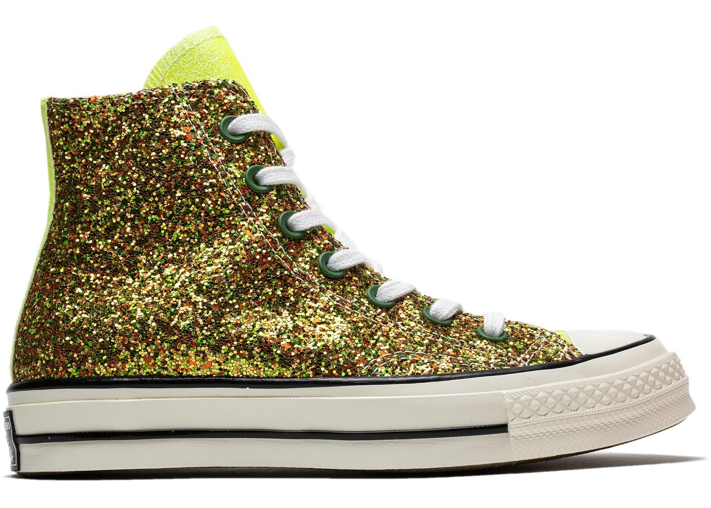 all star converse brillantinate