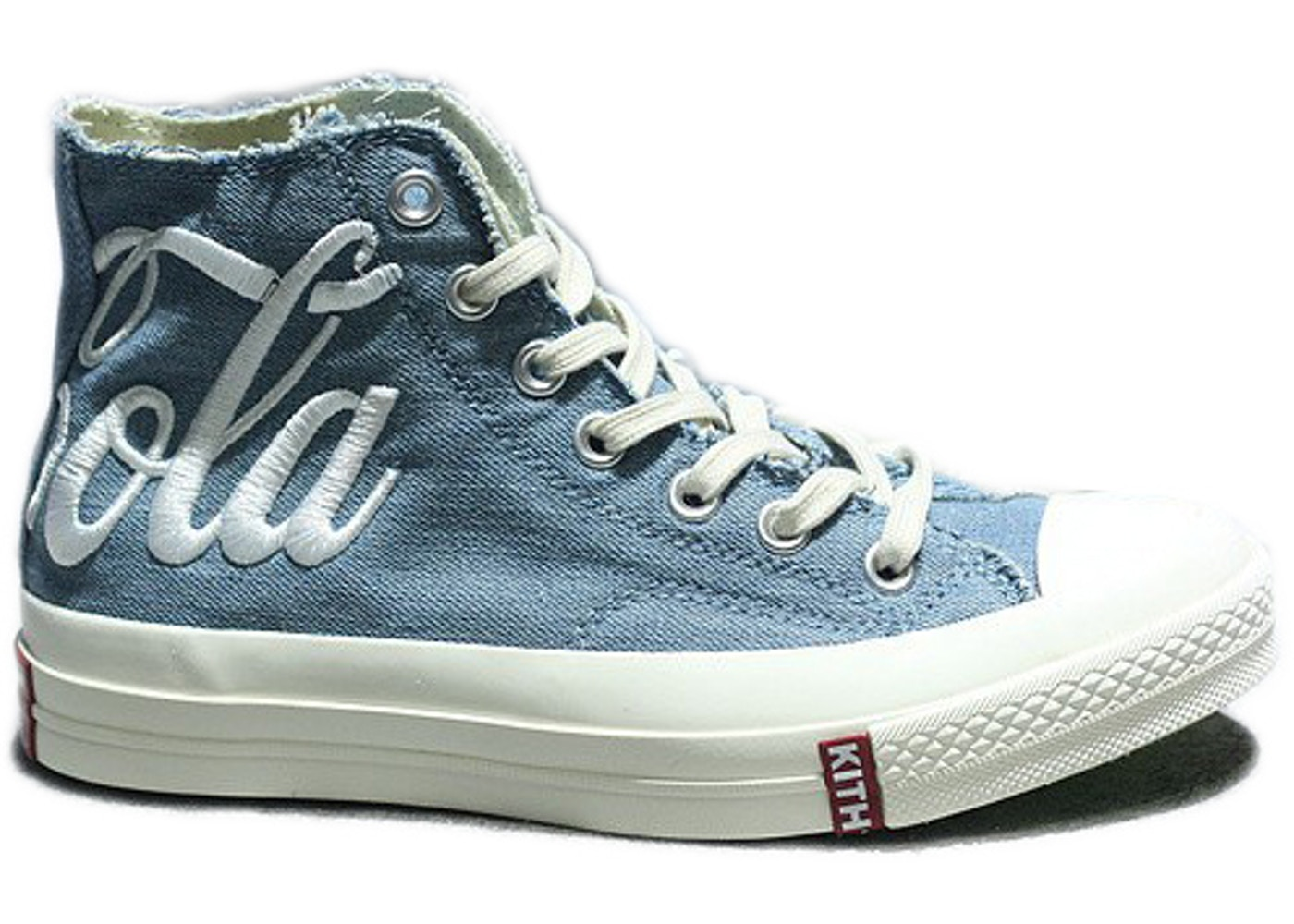 76758bd0e6e0 Converse Chuck Taylor All-Star 70s Hi Kith Coca-Cola Friends and ...