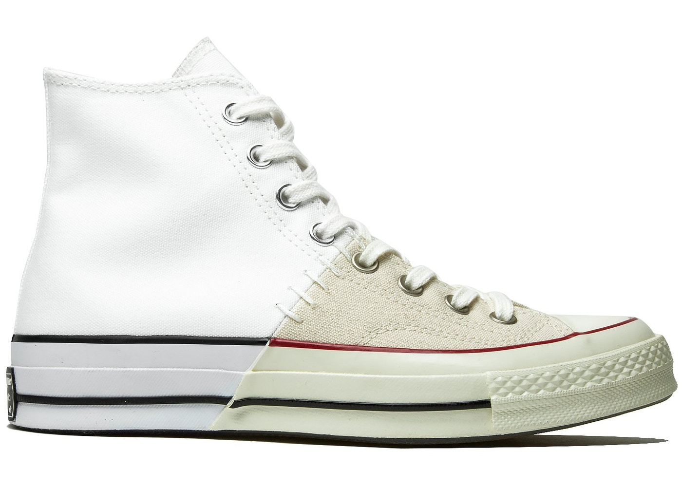 61804473577459 Converse Chuck Taylor All-Star 70s Hi Reconstructed Slam Jam White ...