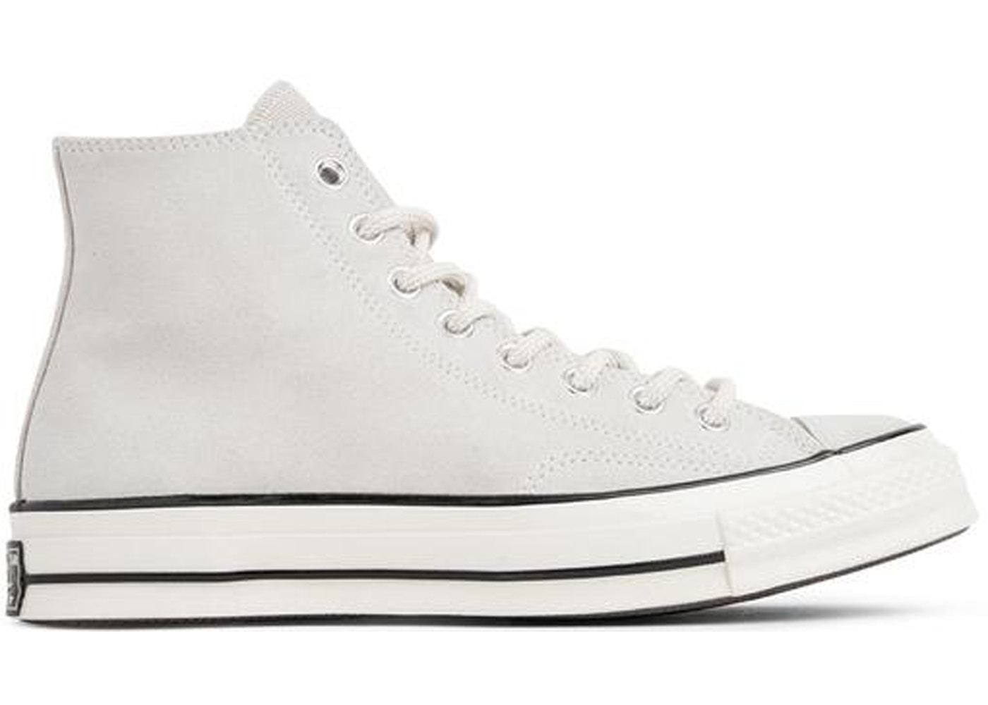 761ced3ee3bc Converse Chuck Taylor All-Star 70s Hi Suede Pack Natural Ivory - 162372C
