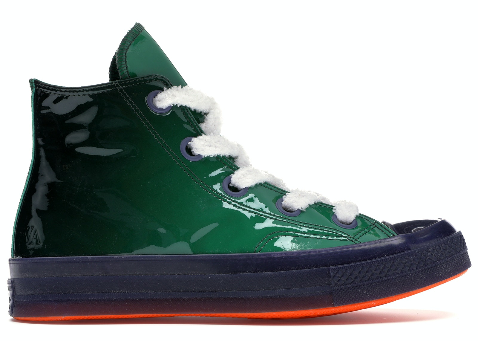 Converse Chuck Taylor All-Star 70s Hi Toy JW Anderson Green