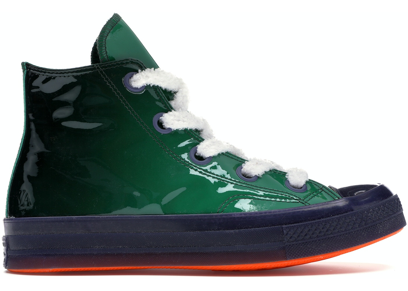 486604caf187 Converse Chuck Taylor All-Star 70s Hi Toy JW Anderson Green - 162287C