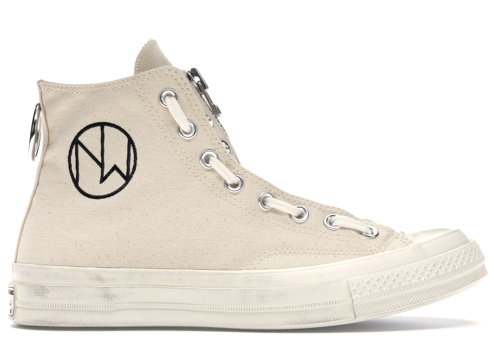 Converse Chuck Taylor All Star 70s Hi Undercover New Warriors White
