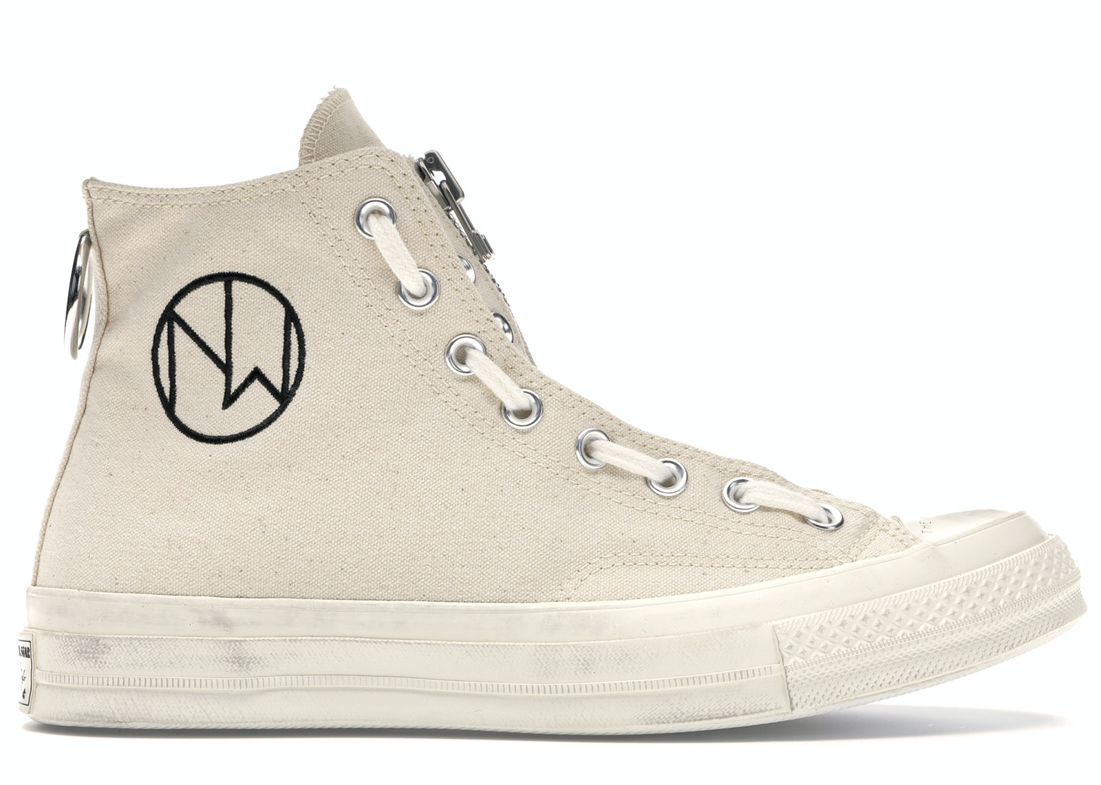 Converse Chuck Taylor All-Star 70s Hi Undercover New Warriors White