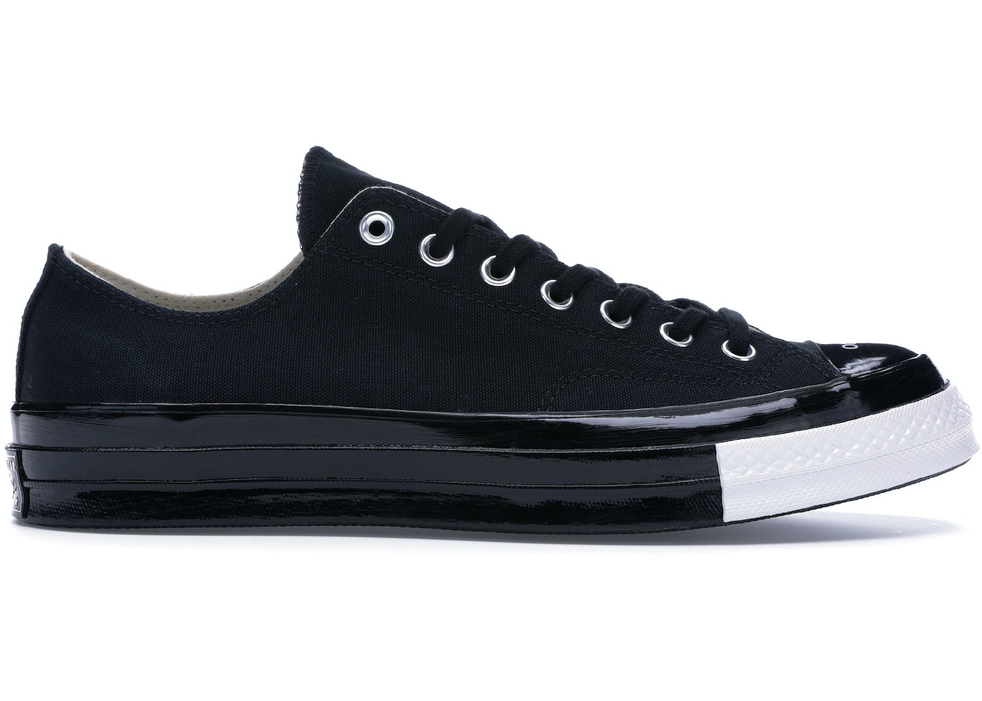 c8af973846b735 Converse Chuck Taylor All-Star 70s Ox Undercover Black - 163010C15