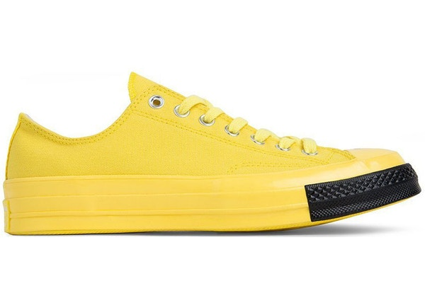 67d3319755785d Converse Chuck Taylor All-Star 70s Ox Undercover Yellow - 163011C23