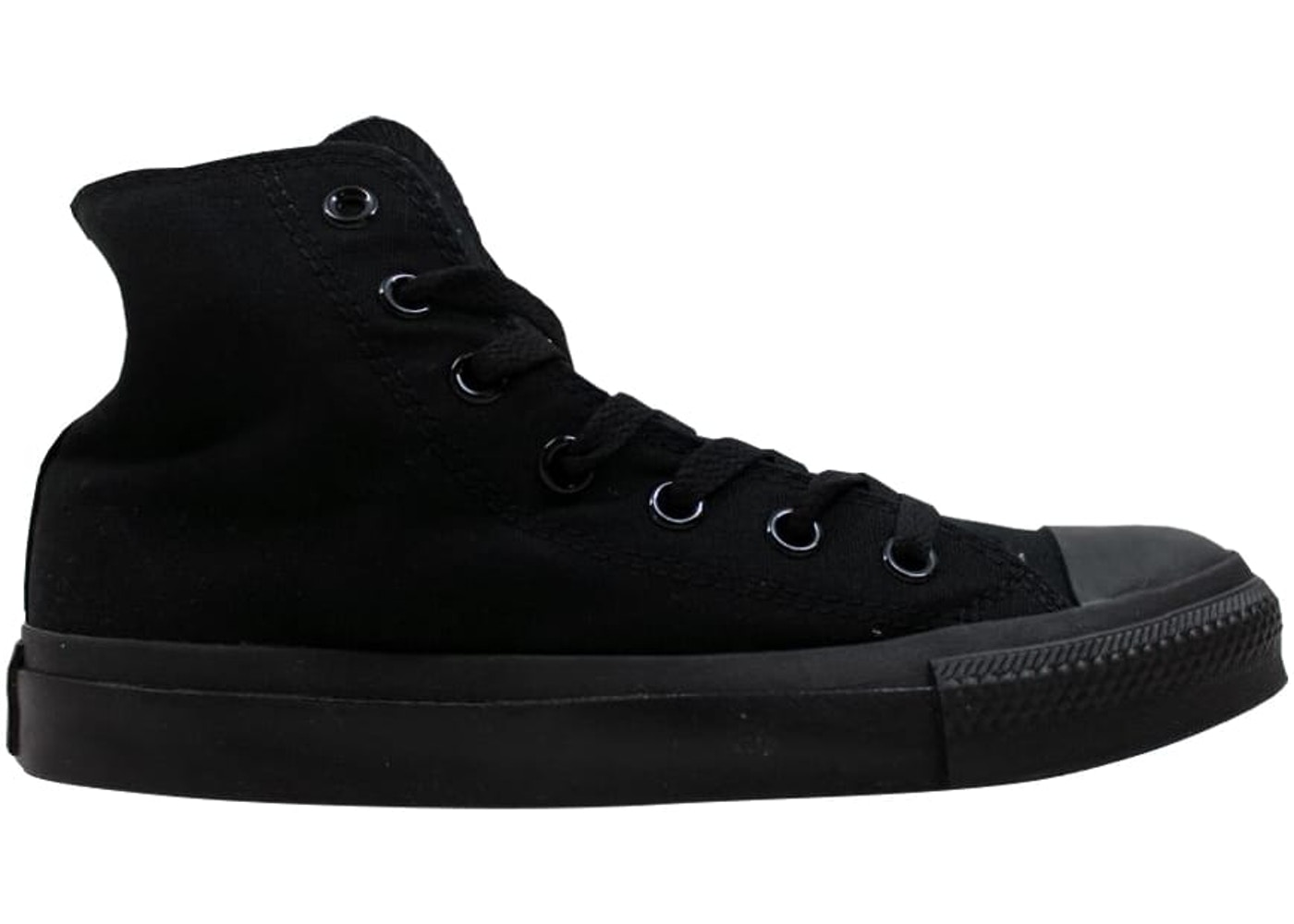 new style 885c9 44c77 Converse Chuck Taylor All Star Hi Black Monochrome