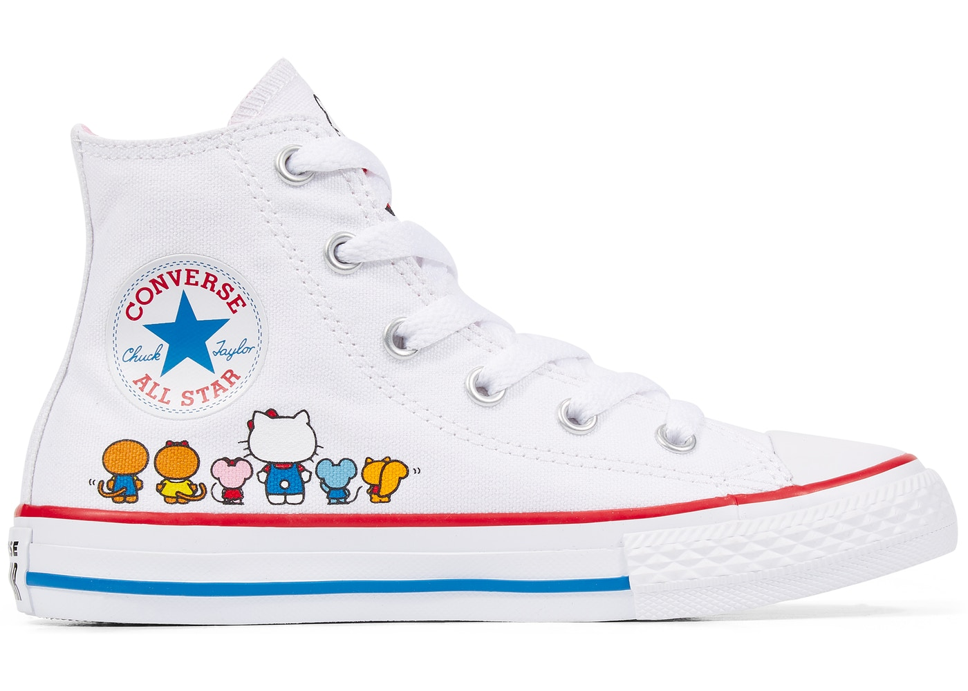 26b794c66a87b0 Sell. or Ask. Size --. View All Bids. Converse Chuck Taylor All-Star Hi Hello  Kitty ...