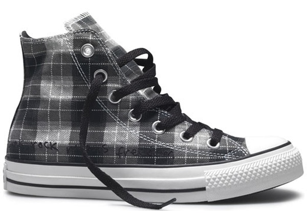 Converse Chuck Taylor All Star Hi Kurt Cobain (Plaid) Sneakers