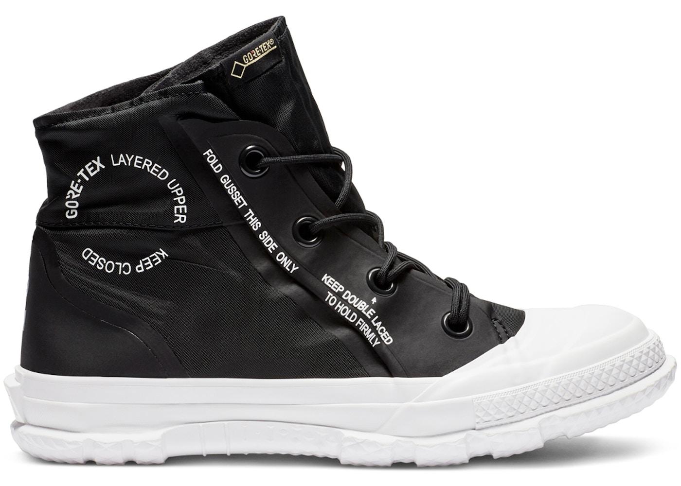 56db5770c80 Converse Chuck Taylor All-Star MC18 High Gore-tex Black