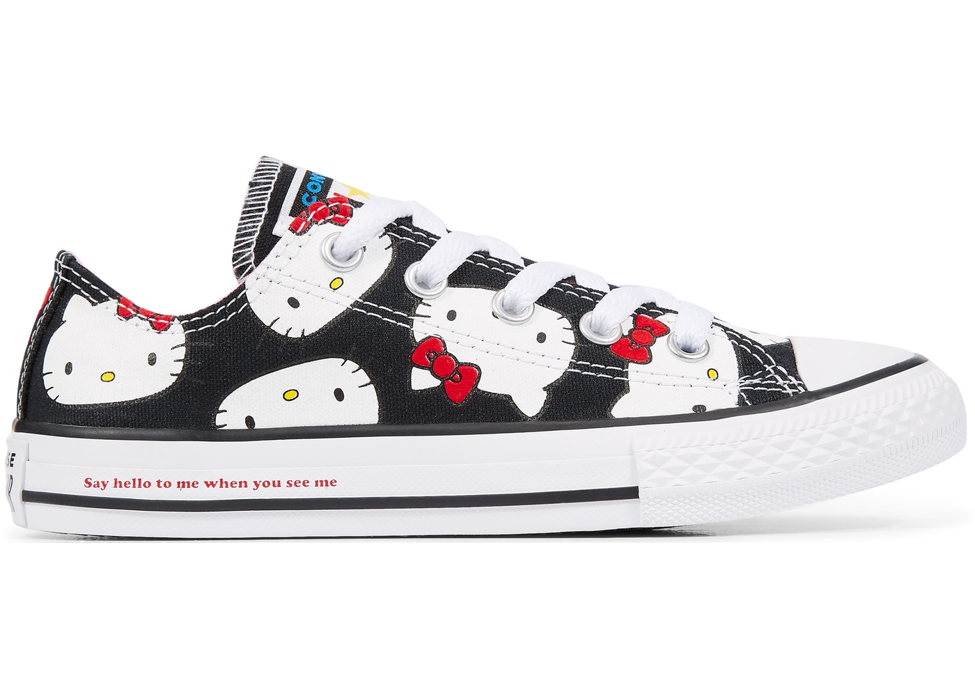 Sell. or Ask. Size --. View All Bids. Converse Chuck Taylor All-Star Ox Hello  Kitty ... 6576254f9