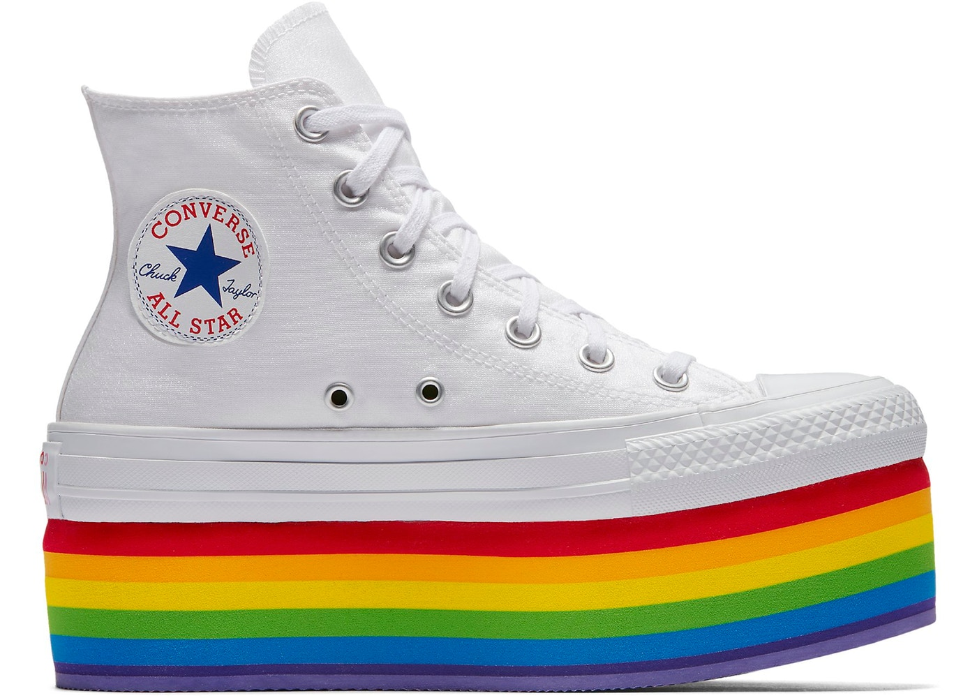d931a52d3e6 Sell. or Ask. Size  4.5. View All Bids. Converse Chuck Taylor All-Star  Platform High ...