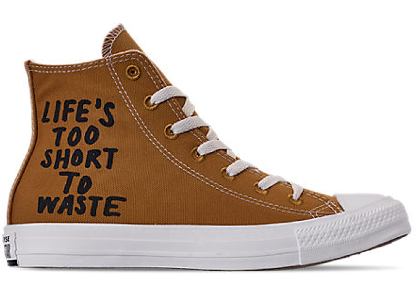 orden super barato se compara con nuevo autentico Converse Chuck Taylor All-Star Renew Hi Wheat - 164918C