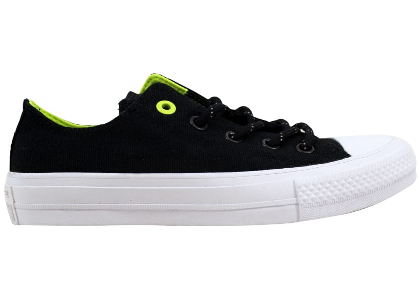 ef156f739d08 Sell. or Ask. Size  14. View All Bids. Converse Chuck Taylor II 2 OX Black  Volt