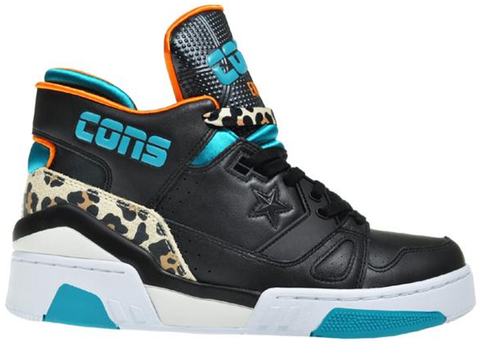 Converse ERX 260 Mid Just Don Animal Pack Black (GS)