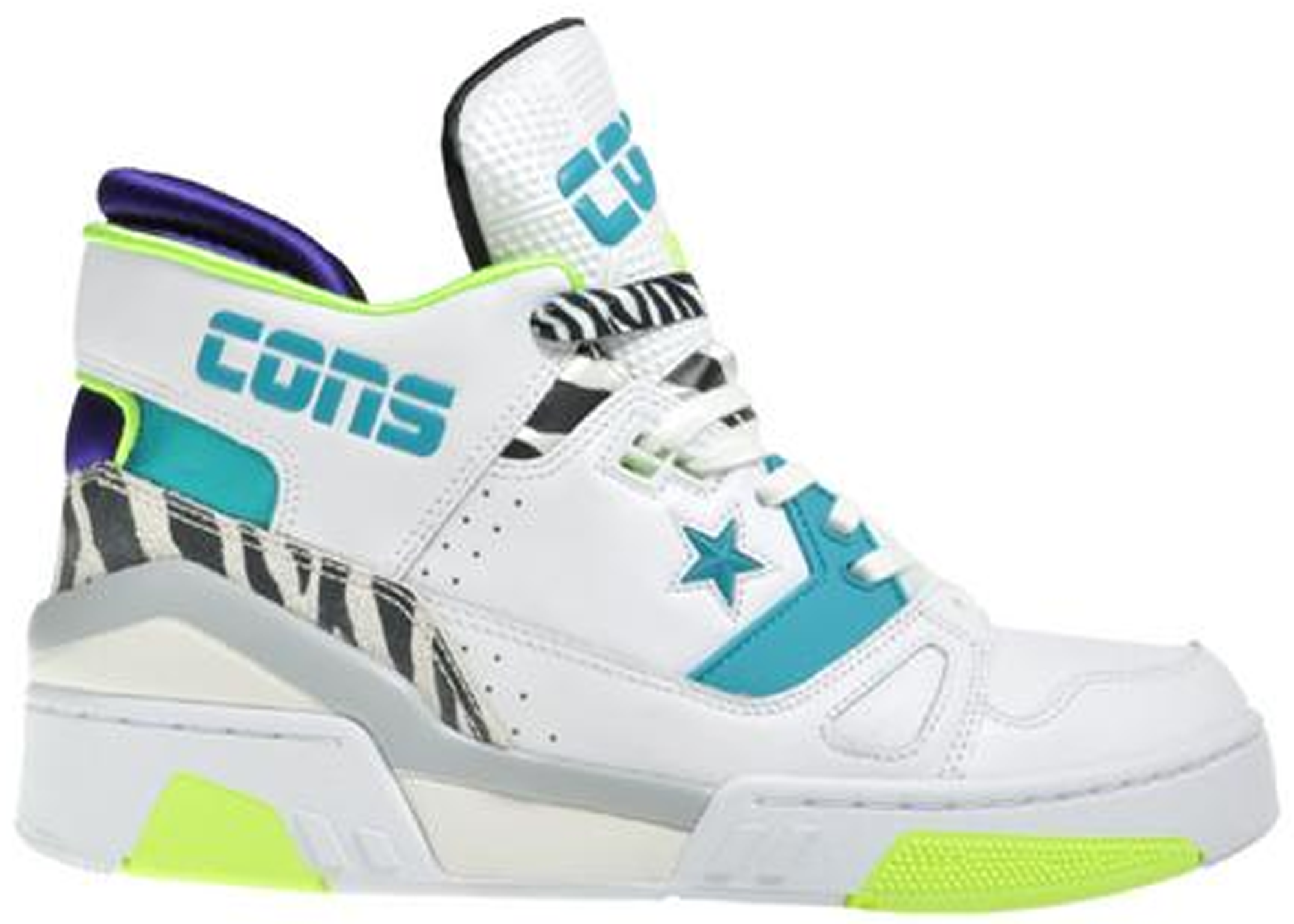 Converse ERX 260 Mid Just Don Animal Pack White (GS)