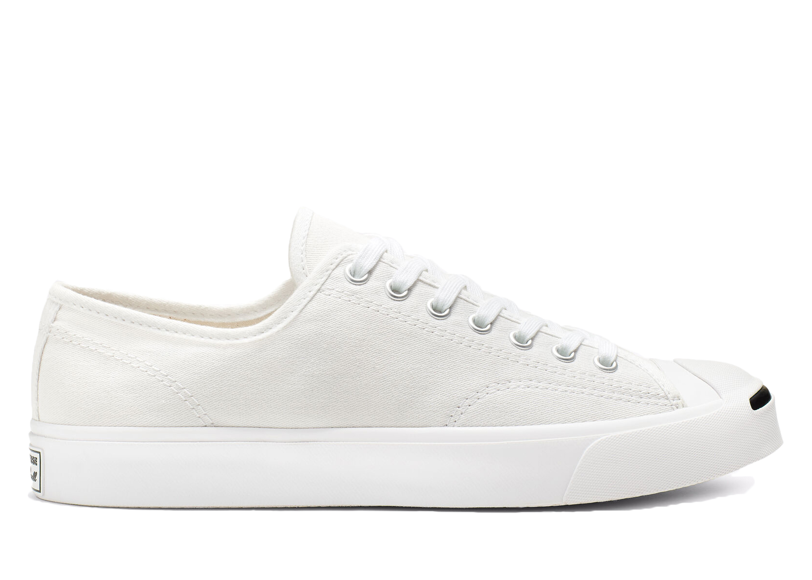 Converse Jack Purcell Canvas Low White