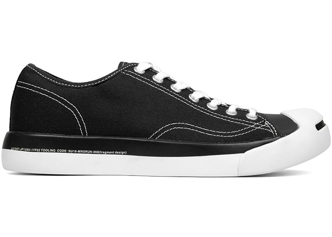 e4448b7ee3cdf4 Sell. or Ask. Size 7. View All Bids. Converse Jack Purcell Modern Fragment  Design Black