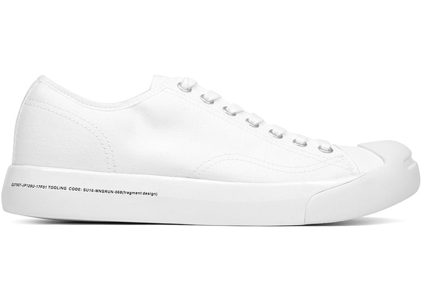 c2bea600ae3b Sell. or Ask. Size 9. View All Bids. Converse Jack Purcell Modern Fragment  Design White