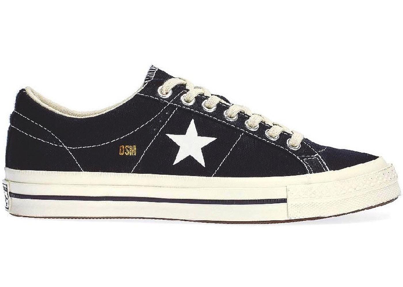 converse one star canvas