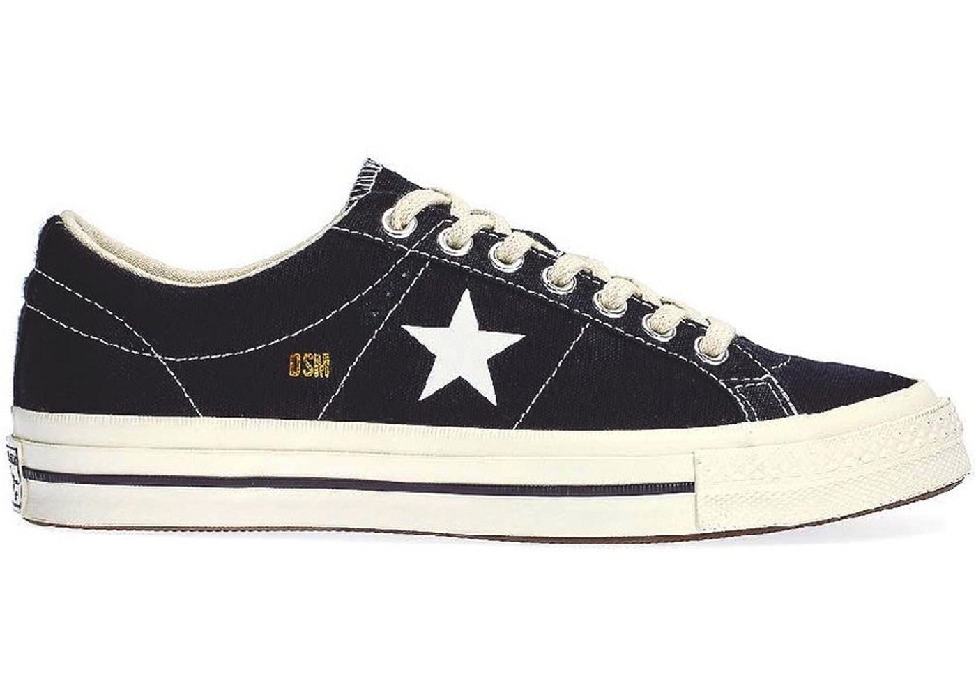517c07410bedd2 Sell. or Ask. Size --. View All Bids. Converse One Star Canvas Ox Dover  Street Market Navy