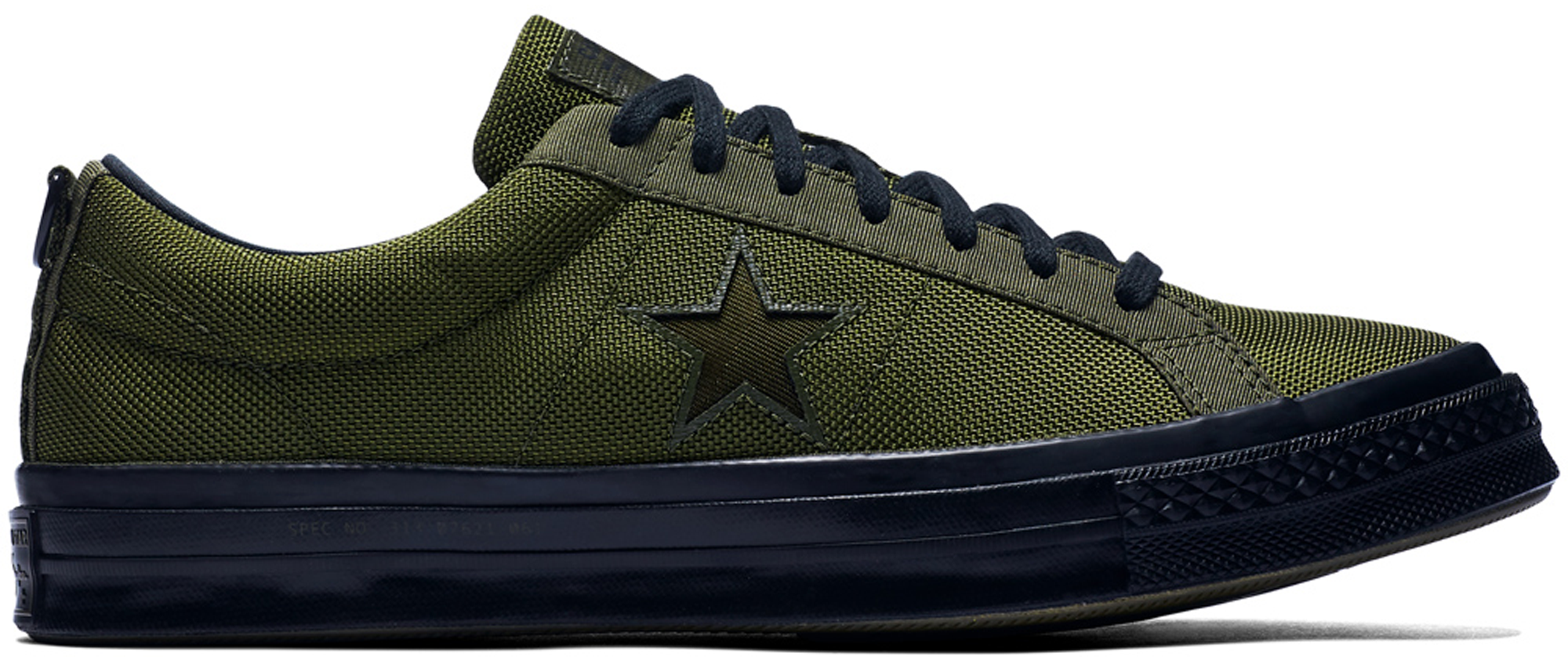Converse One Star Ox Carhartt WIP Olive