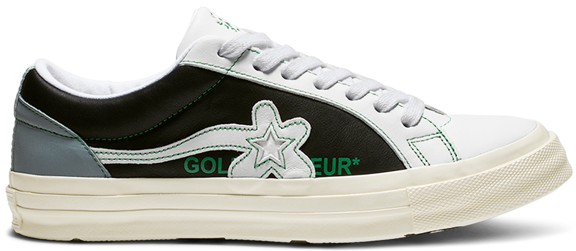 Converse One Star Ox Golf Le Fleur Industrial Pack Black