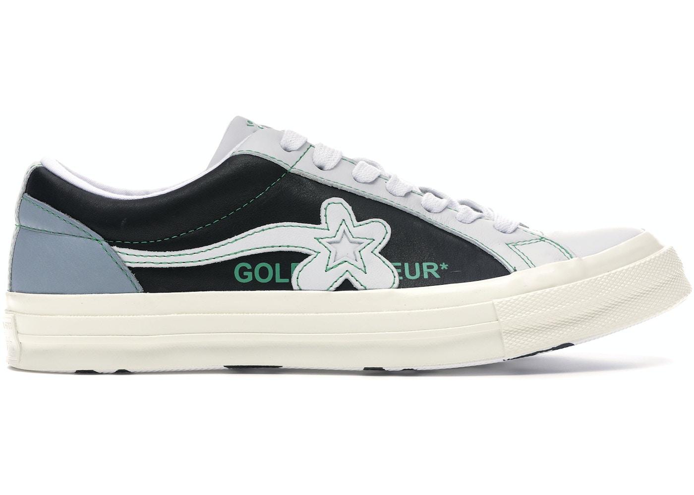 e1a34558cd1a Converse One Star Ox Golf Le Fleur Industrial Pack Black - 164023C