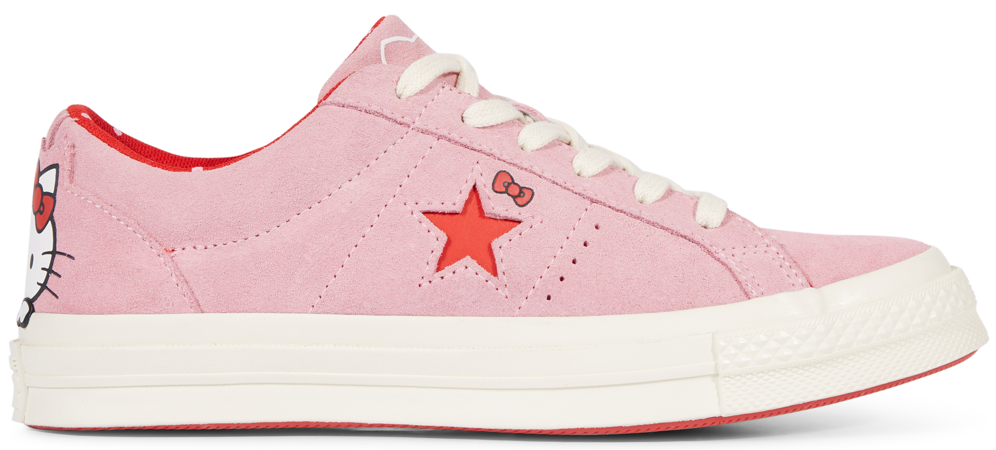 Converse One Star Ox Hello Kitty Pink