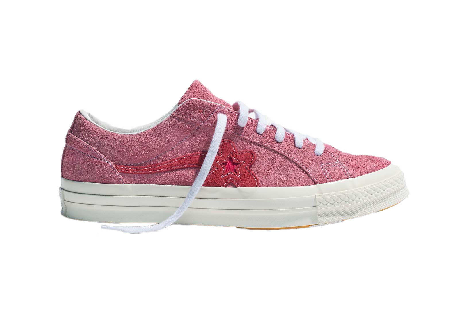 Converse One Star Ox Tyler the Creator Golf Le Fleur Geranium Pink