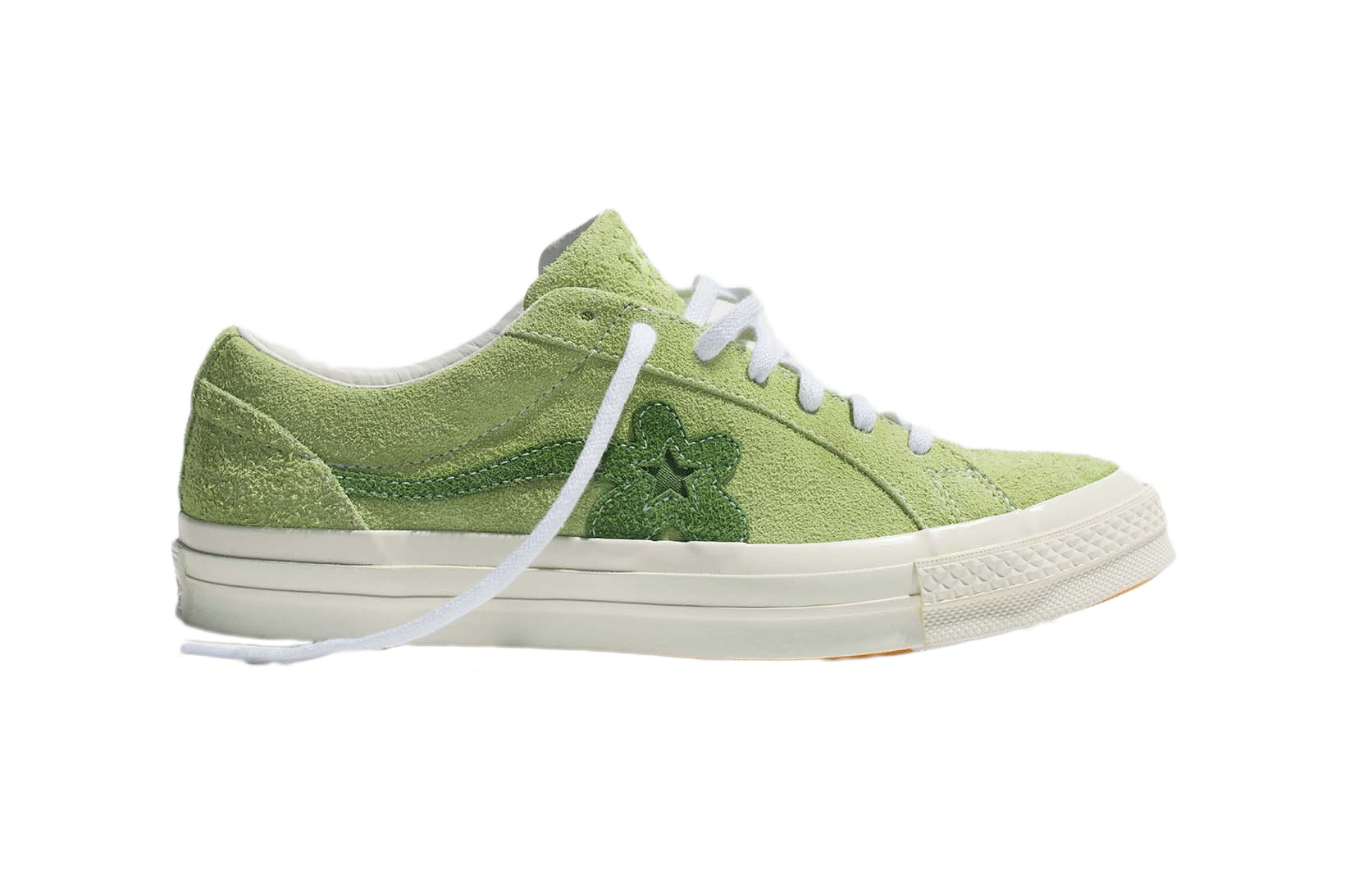 Converse One Star Ox Tyler The Creator Golf Le Fleur Jade Lime