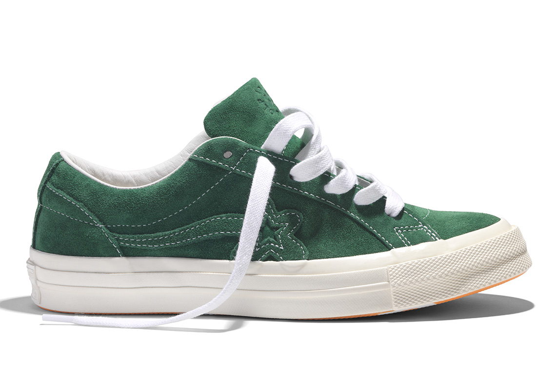 One Star Ox Tyler the Creator Golf Le Fleur Mono (Green)