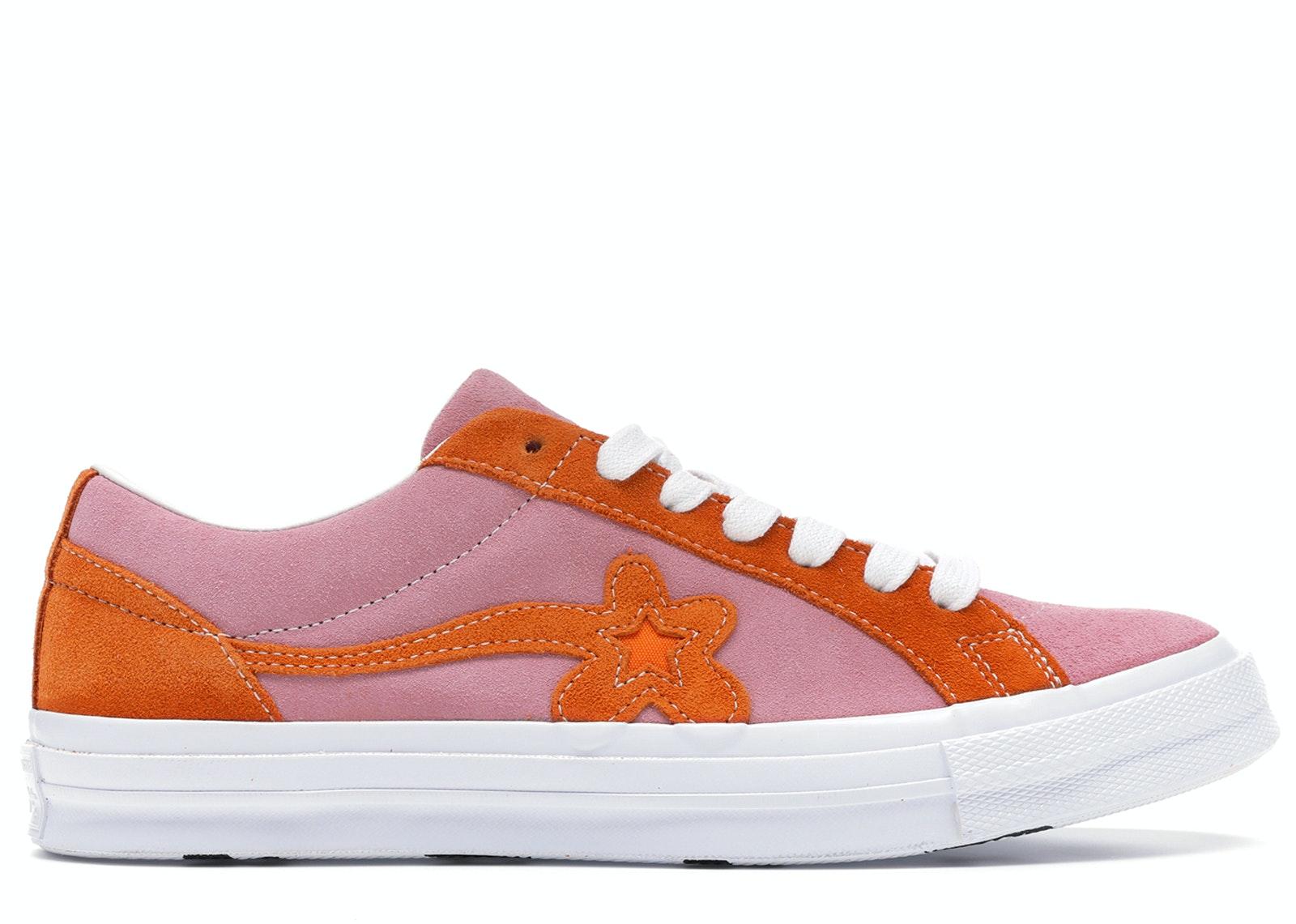 Converse One Star Ox Tyler the Creator Golf Le Fleur Pink Orange