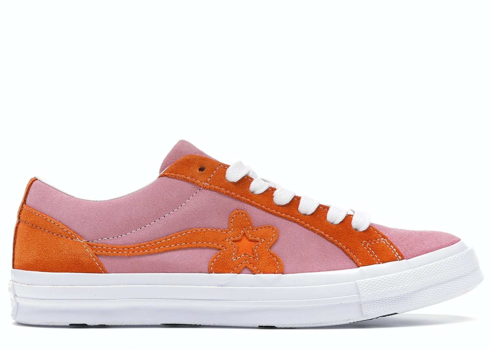 Converse One Star Ox Tyler the Creator Golf Le Fleur Pink Orange